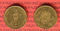 10 Kronen Korona 1904 Österreich Ungarn Go...