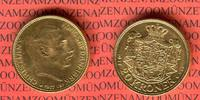 20 Kronen Kroner Goldmünze 1917 Dänemark K...