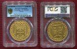20000 Reis 1725 M Brazil Brasilien Portugu...