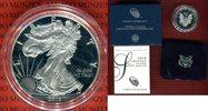 1 Dollar 2015 USA American Eagle PP in Kap...