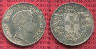 5 Drachmen Silbermünze 1833 Griechenland G...