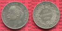 1 Taler Vereinstaler 1864 Nasau Adolph 25....