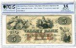 5 Dollars 1856 USA Obsolete Currency antike Darstellung der Frau Valley... 75,00 EUR  +  8,50 EUR shipping