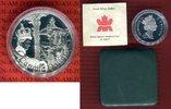 1 Dollar Silbermünze 2002 Kanada Goldenes ...
