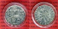 5 Euro Silbermünze 2002 Österreich 250 Jah...