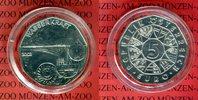 5 Euro Silbermünze 2003 Österreich Wasserk...