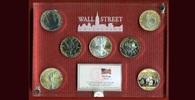 7 x 1 Unze Silber 2013 USA, Kanada, China,...