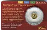 100 Francs Minigoldmünze 2012 Kongo, Republik Feier der Rekordmünze 'Ka... 29,00 EUR  +  8,50 EUR shipping