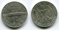 5 Mark Silbermünze Silver Coin 1930 E Weim...