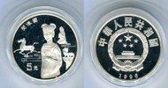 5 Yuan Silbermünze 1996 China Bildhauerkunst PP in Kapsel  55,00 EUR  +  8,50 EUR shipping