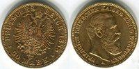 20 Mark, Goldmünze 1888A Deutsches Reich Friedrich III. (Preussen) 1888... 299,00 EUR  +  8,50 EUR shipping