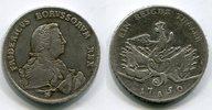 Taler Reichsthaler 1750 A Brandenburg Preußen Königreich Friedrich II. ... 13951 руб 195,00 EUR  +  608 руб shipping