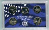 Set 1,25 Dollar (5x0,25 Dollar) 2004 USA 50 State Quaters Set 2004 PP i... 12,00 EUR  +  8,50 EUR shipping