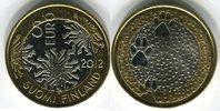 5 Euro 2012 Finnland Spuren des Polarfuches bankfrisch  644 руб 9,00 EUR  +  608 руб shipping