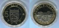 5 Euro 2014 Finnland Prachttaucher Finnland PP in Kapsel  644 руб 9,00 EUR  +  608 руб shipping
