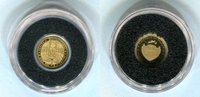 1 Dollar Minigoldmünze 2014 Palau Ägyptische Symbole- Ankh Au PP in Kap... 29,00 EUR  +  8,50 EUR shipping