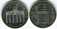 1967 DDR DDR Medaillen 1967 Brandenburger Tor Stempelglanz leicht besc... 39,00 EUR  +  8,50 EUR shipping