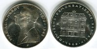 1968 DDR DDR Medaillen 1967 Max Reinhardt Stempelglanz leicht beschlagen  42.41 US$ 39,00 EUR  +  9.24 US$ shipping