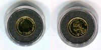 2 Pfund Minigoldmünze 1997 Falkland-Inseln König Heinrich VIII. PP in K... 59,00 EUR  +  8,50 EUR shipping