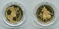 50 Franken 2004 Schweiz Fußball Fifa Cente...
