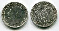2 Mark Silbermünze Circulation Coin 1913 Baden Großherzog Friedrich II.... 350,00 EUR  +  8,50 EUR shipping