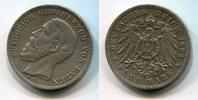 5 Mark Silbermünze 1894 Baden Durlach Großerzog Friedrich sehr schön  65,00 EUR  +  8,50 EUR shipping