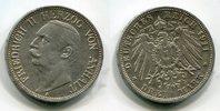 3 Mark Silber Kursmünze 1911 Anhalt, Kaiserreich Deutsches Reich Friedr... 110,00 EUR  +  8,50 EUR shipping