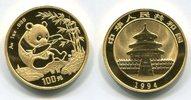 100 Yuan 1994 China Volksrepublik PRC Pand...