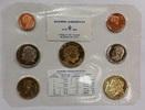 Kursmünzensatz 2000 Griechenland KMS 1 - 100 Drachmen Stgl. in Noppenfo... 20.66 US$ 19,00 EUR  +  9.24 US$ shipping