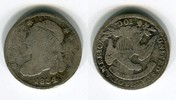 10 Cents Dime 1834 USA silver schön  31.53 US$ 29,00 EUR  +  9.24 US$ shipping