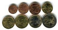 Kursmünzensatz 2005 San Marino KMS 1 Cent ...