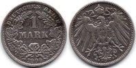 1 Mark 1906 J Deutsches Reich 1 Mark Deutsches Reich 'Großer Adler' 190... 613 руб 9,00 EUR  +  579 руб shipping