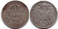 1 Mark 1900 G Deutsches Reich 1 Mark Deutsches Reich 'Großer Adler' 190... 1702 руб 25,00 EUR  +  579 руб shipping