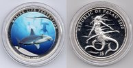 1 Dollar 2010 Palau 1 Dollar 2010 Palau Marine Life Protection-Hammerha... 1021 руб 15,00 EUR  +  579 руб shipping