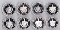 75 Pesos (7x10;1x5) 1989-1998  75 Pesos Lot Kuba Schiffe 1989-1998 Lot ... 10827 руб 159,00 EUR  +  579 руб shipping