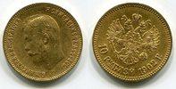 10 Rubel 1902 Russland Russia Nikolaus II. vz