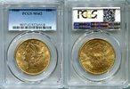 20 Dollars Gold 1900 USA Liberty Double Eagle Frauenkopf PCGS Zertifizi... 1425,00 EUR  +  8,50 EUR shipping
