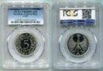 5 DM Silberadler 1972 G Bundesrepublik Deu...