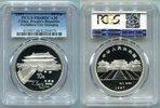 10 Yuan Silbermünzen 1997 China Volksrepub...