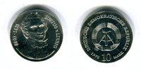 10 Mark Silbergedenkmünze 1978 DDR Gedenkm...