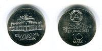 10 Mark Silbergedenkmünze 1985 DDR Gedenkm...
