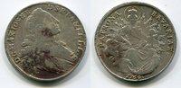 1 Taler 1766 Bayern Maximilian II. Joseph ...