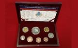 Kursmünzensatz 2008 TDC Tristan da Cunha K...