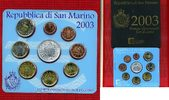 Euro Kursmünzensatz 2003 San Marino San Marino KMS Kursmünzensatz 2003 ... 55,00 EUR  +  8,50 EUR shipping