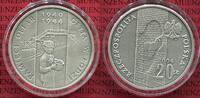 20 Zloty silbermünze mattiert 2009 Polen, Poland Polska Polen 20 Zloty ... 39,00 EUR  +  8,50 EUR shipping