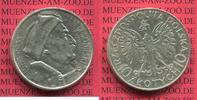 10 Zloty Silber Sobiesky 1933 Polen, Polan...