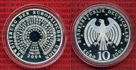 10 Euro Silbermünze 2004 Bundesrepublik De...