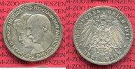 3 Mark Silber Gedenkmünze 1914 Anhalt Anhalt 3 Mark 1914, Silberhochzei... 75,00 EUR  +  8,50 EUR shipping