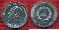 20 Mark Silbermünze DDR 1969 DDR GDR Eastern Germany DDR 20 Mark 1969 J... 52,00 EUR  zzgl. 4,20 EUR Versand