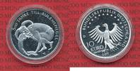 10 Euro Silbergedenkmünze 2011 Bundesrepub...
